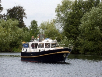 Branson Trawler 46