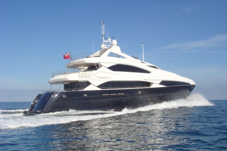 View the Sunseeker 37 Metre Yacht 2008