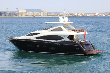 View the Sunseeker 88 Yacht 2010